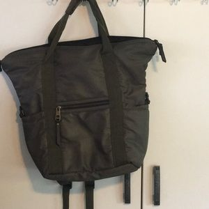 Madden Girl convertible tote/backpack